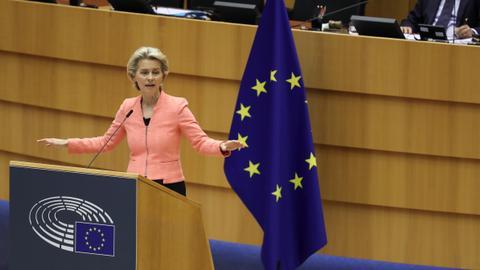 1600260111 8862853 4774 2688 4 506 - رئيسة المفوضية الأوروبية تدعو إلى تهدئة الوضع شرق المتوسط