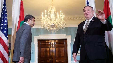 1600340482 8864362 5250 2957 14 445 - ضغط أمريكي يستثمر اتفاقات التطبيع.. هل باتت نهاية الأزمة الخليجية وشيكة؟