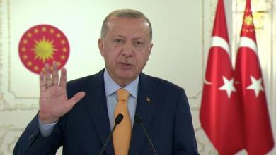 صورة شرقي المتوسط وكورونا وفلسطين.. أبرز محاور كلمة أردوغان بالجمعية العمومية