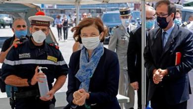 صورة وزيرة الدفاع الفرنسية تقر بتضليل حكومتها للشعب بشأن وقاية جنودها من كورونا