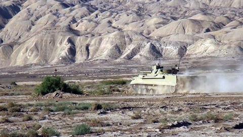 1601189216 8992773 854 481 4 2 - الجيش الأذربيجاني يواصل هجومه لتحرير أراضيه من أرمينيا