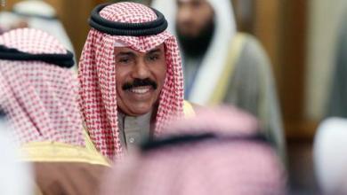 صورة تعرَّفْ نواف الأحمد الجابر الصباح خليفة أمير الكويت المتوفى