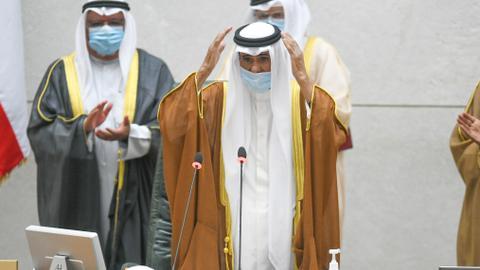 1601459967 9045241 4055 2283 20 223 - أمير الكويت الجديد يؤدي اليمين الدستورية ويدعو لمواجهة التحديات بوحدة الصف