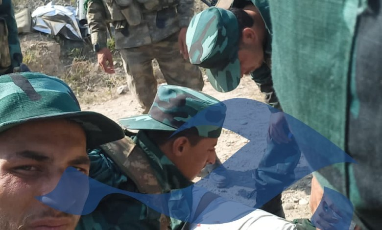 """1601491135 1 - مصادر خاصة لـ""""جسر"""": مقتل عشرة عناصر سوريين في معارك """"أذربيجان"""" اليوم"""