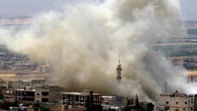 صورة تصعيد جوي خطير يستهدف مناطق جديدة في إدلب