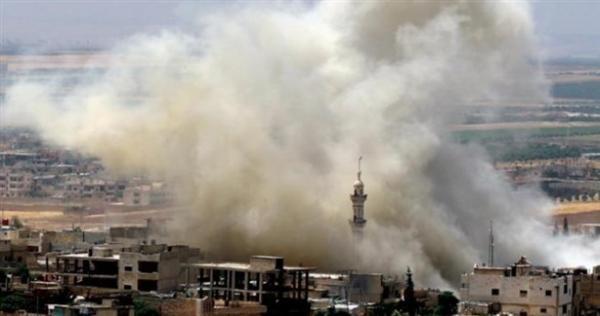 2019121913574531pd - تصعيد جوي خطير يستهدف مناطق جديدة في إدلب