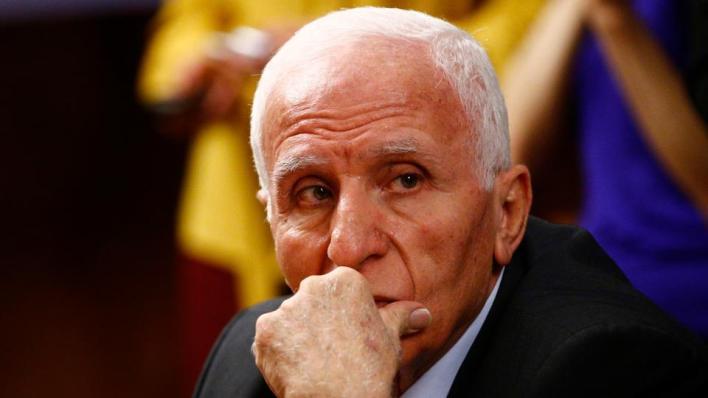 شدد الأحمد على ضرورة إنهاء الانقسام السياسي الفلسطيني، وتحقيق الوحدة الوطنية
