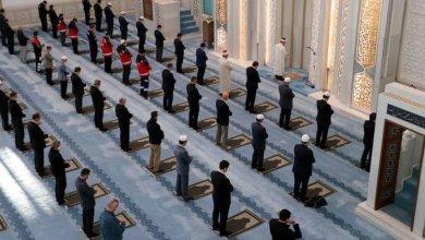 Photo of مواعيد صلاة عيد الأضحى المبارك في تركيا