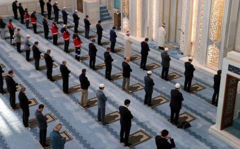 مواعيد صلاة عيد الأضحى المبارك في تركيا