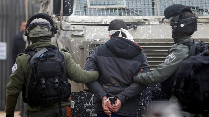 نادي الأسير الفلسطيني قال إن هذه هي حملة الاعتقالات الكبرى منذ مطلع عام 2020