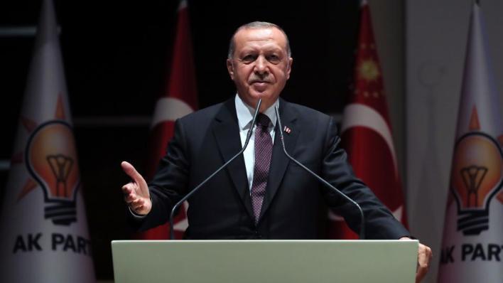 أردوغان يؤكد أن الحوار التركي الإيراني يلعب دوراً حاسماًفي حل العديد من المشاكل الإقليمية