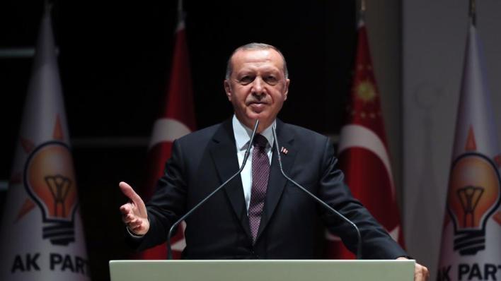 أردوغان يبعث رسائل لقادة الاتحاد الأوروبي لإيضاح موقف تركيا من الأزمة شرقي البحر المتوسط