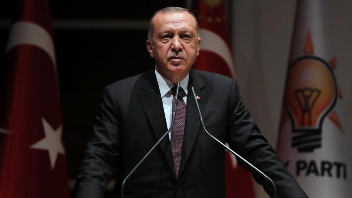 أردوغان يقول لميركل إن الدول الأوروبية يجب عليها أن تكون عادلة ومتزنة في مسألة شرقي المتوسط
