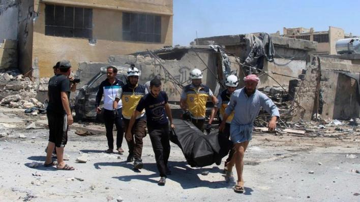4022962 2474 1393 12 210 - مقتل 857 كادراً طبياً في سوريا منذ 2011