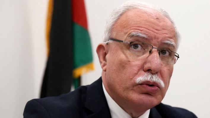 569912 3463 1950 34 81 - فلسطين تدعو الدول العربية لرفض التطبيع الإماراتي الإسرائيلي