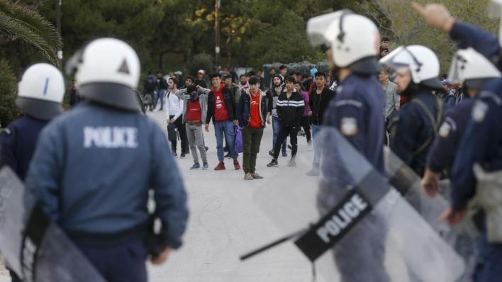 6812470 2970 1672 14 163 - عنف وترحيل قسري.. شكوى أوروبية من انتهاك اليونان حقوق طالبي اللجوء
