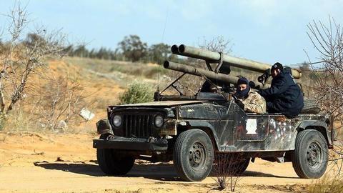 7660987 854 481 4 2 - الجيش الليبي يعلن خرق مليشيا حفتر الهدنة في سرت للمرة الثالثة