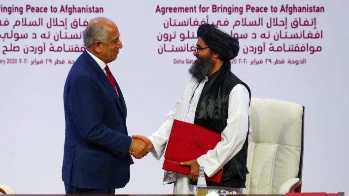 8160600 4086 2301 6 4 - انطلاق أول محادثات سلام مباشرة بين الحكومة الأفغانية وحركة طالبان في الدوحة