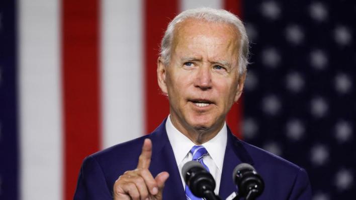 8460242 6519 3671 34 5 - سباق البيت الأبيض في مرحلة حاسمة وبايدن يركز على انتقاد إدارة ترمب للاقتصاد