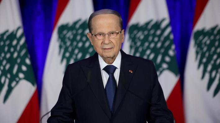 اعتبر الرئيس اللبناني أن على بلاده أولاً الاستجابة السريعة لمعالجة الأزمات الأكثر إلحاحاً، عبر