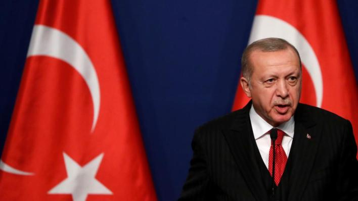قال أردوغان إن حكومته بدأت من الآن بالتحضيرات للارتقاء بالبلاد وفق رؤية تركيا لأعوام 2023 و2053 و2071