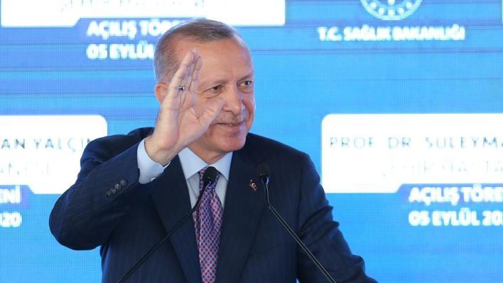 أردوغان: سيدركون أن تركيا تملك القوة السياسية والاقتصادية والعسكرية لتمزيق الخرائط والوثائق المجحفة التي تُفرض عليها