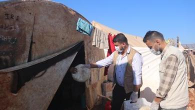 صورة كيف تخفف منظمات المجتمع المدني من حدة الضائقة الاقتصادية في الشمال السوري؟