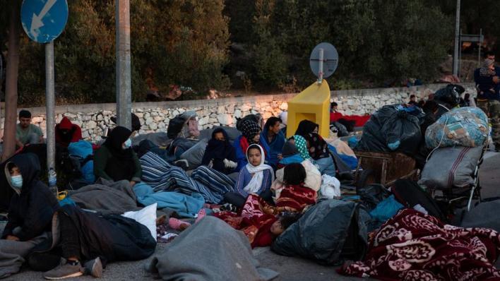 السلطات اليونانية تُجري تحقيقاً لمعرفة ما إذا كانت الحادثة متعمدة