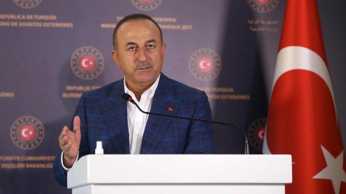 تصريحات جاوش أوغلو جاءت فيمؤتمر صحفي عقده مع نظيره المالطي إيفاريست بارتولو في مدينة أنطاليا جنوبي تركيا