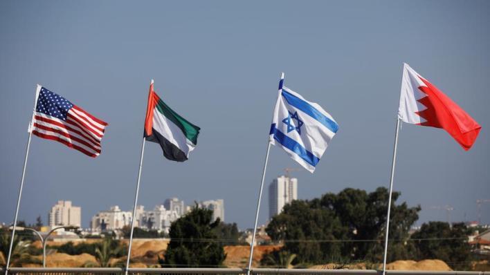 """8848211 6392 3600 32 352 - الجزائر ترفض """"الهرولة"""" نحو التطبيع وقطر تطالب بإنهاء الاحتلال الإسرائيلي"""