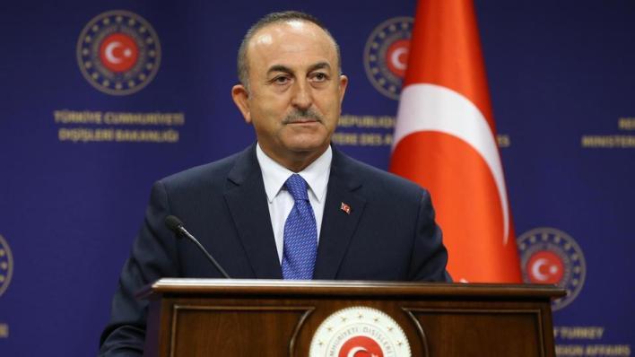 """8855352 3452 1944 18 149 - وزير الخارجية التركي يدعو اليونان للحوار """"بلا شروط مسبقة"""""""