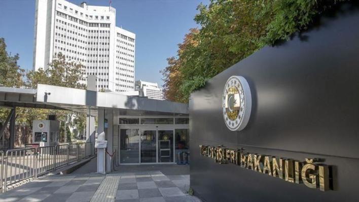 وزارة الخارجية التركية تندد بإدراج الاتحاد الاوروبي شركة تركية للنقل البحري في قائمة العقوبات