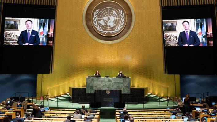 اجتماعات الجمعية العامة للأمم المتحدة جرت في ظروف استثنائية هذا العام، نظراً إلى ما يمر به العالم من جائحة كورونا