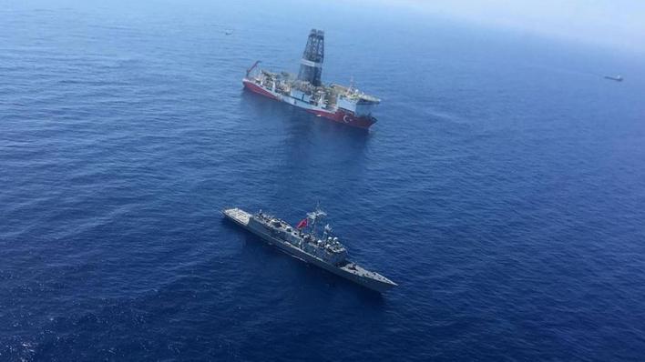 الرئيس التركي قال إن بلاده تجهز القوات البحرية بقدرات وإمكانيات محلية