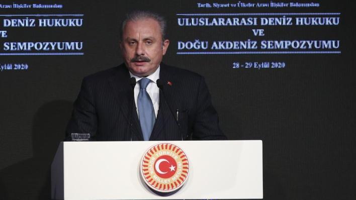 رئيس البرلمان التركي أكد وقوف بلاده إلى جانب أذربيجان بكل إمكاناتها المادية والمعنوية