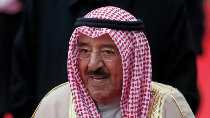كان التلفزيون الرسمي في الكويت الثلاثاء، قطع بثه الرسمي وأذاع آيات من القرآن الكريم