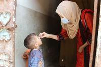 AXQR0gVbTHyyeoy 3XG8 0 - باكستان: عاملة صحية تتعهد بمكافحة شلل الأطفال برغم التحديات التي يشكلها كوفيد-19