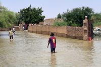 صورة فيضانات السودان: تزايد أعداد المتضررين ووكالات الأمم المتحدة تواصل جهود الاستجابة والإغاثة الإنسانية
