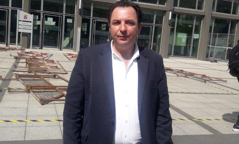 IMG 20200425 WA0026 e1587834575121 - مازن درويش يطالب بتوسيع محاكمة رموز النظام في كوبلنز ويقدم أدلة جديدة