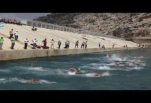 صورة بلدة دركوش تشهد أول مسابقة للسباحة في المناطق المحررة