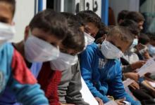 صورة ارتفاع أعداد مصابي فيروس كورونا بالمناطق المحررة شمال سوريا