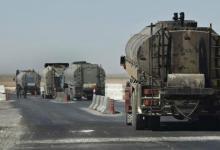 """صورة رغم سريان قانون قيصر.. تهريب النفط مستمر بين """"قسد"""" ومناطق الأسد"""