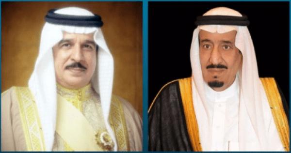 mlk lswdy wlbhryn - بعد ساعات من إعلان التطبيع.. رسالة سرية من ملك البحرين للعاهل السعودي