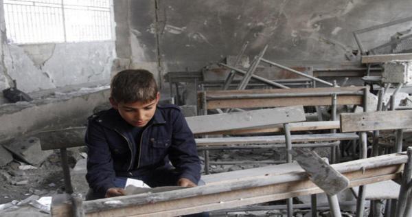 newsletter image 3 - السفارة الأمريكية في دمشق: نظام الأسد دمر آلاف المدارس منذ 2011