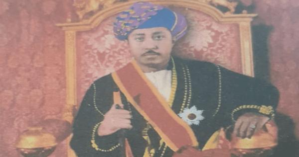 """screenshot 3 19 - مفاجأة.. ظهور سلطان جديد من """"آل بو سعيد"""" في سلطنة عمان"""