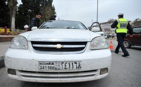 الهجرة التركية: السوريون ملزمون بدفع الضرائب على سياراتهم في تركيا