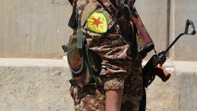 """صورة سوريا.. """"ي ب ك"""" الإرهابية تقتل مدنيا تحت التعذيب"""