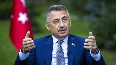 """صورة نائب أردوغان يصف ماكرون بـ""""ممثل العقلية الاستعمارية"""""""
