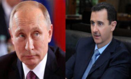 """وبوتين مواقع التواصل 1 300x181 - كاتب مقرب من إدارة """"بوتين"""" يكشف تحركات روسية.. هل سيعاد تأهيل الأسد وترفع عنه العقوبات؟"""