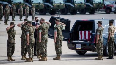 صورة انتحار 498 جندياً في الجيش الأمريكي عام 2019